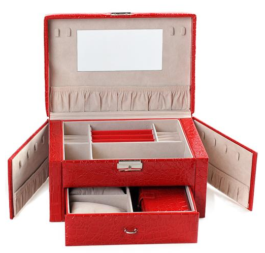 girls jewelry box comestic jewelry home